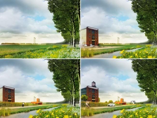 Freeland, проект MVRDV