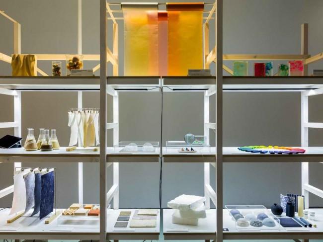 инсталляция Paavo Lehtonen в Музее Дизайна, 2017