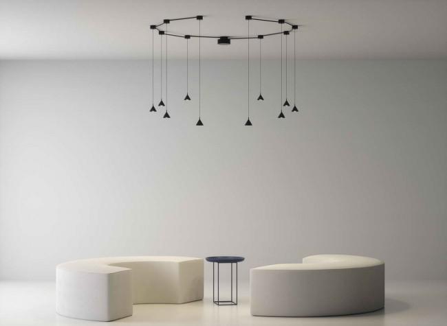 Pivot, подвесные светильники