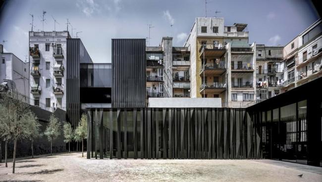 библиотека Sant Antoni – Joan Oliver в Барселоне