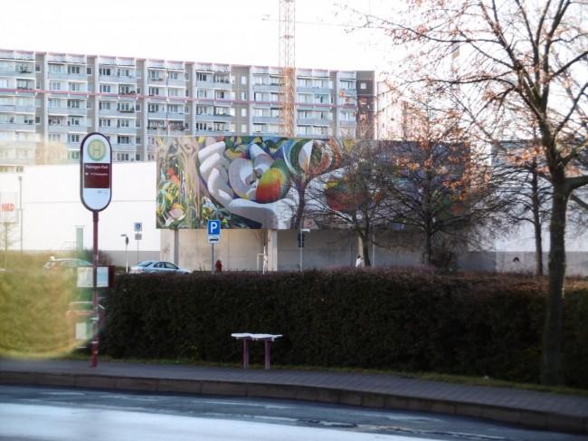 мозаика в Эрфурте