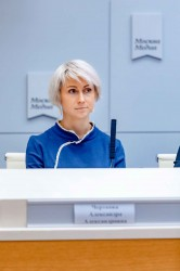 Александра Черткова, партнёр бюро Дружба