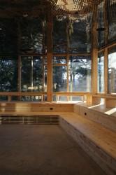 амфитеатр в Доме климата