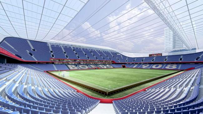 арена стадиона