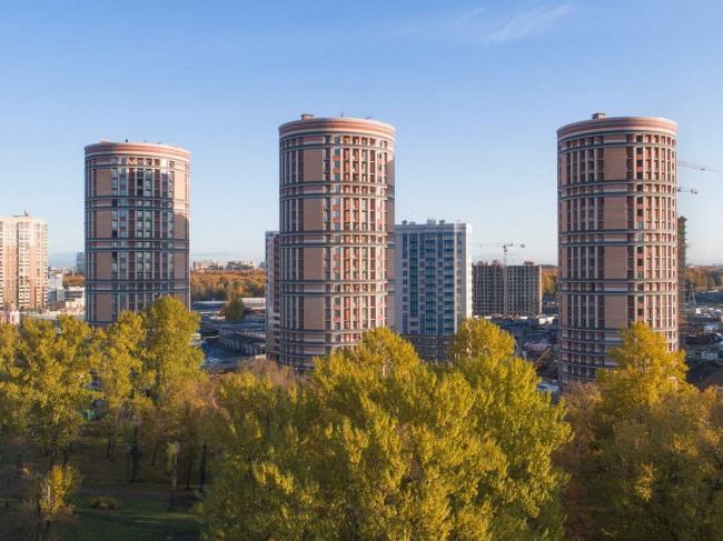 башни Приморского квартала