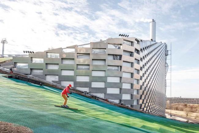 электростанция для завода Форд в Копенгагене