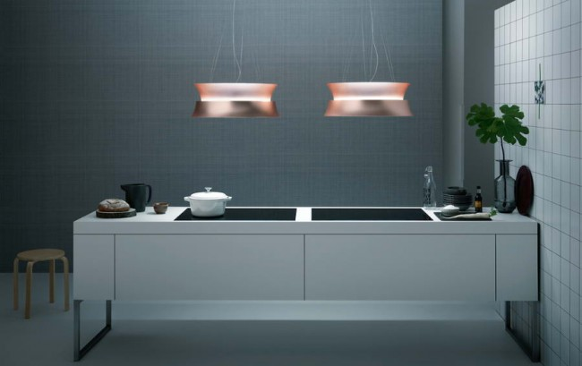круглые кухонные фильтры Dama