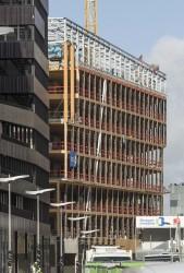 Первая деревянная многоэтажка в Париже