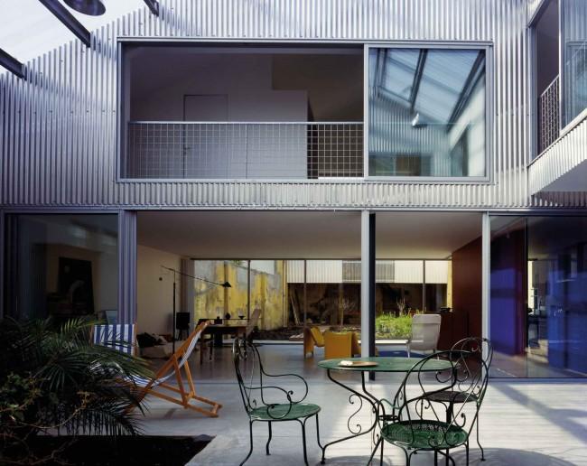 дом в Бордо, Anne Lacaton и Jean-Philippe Vassal