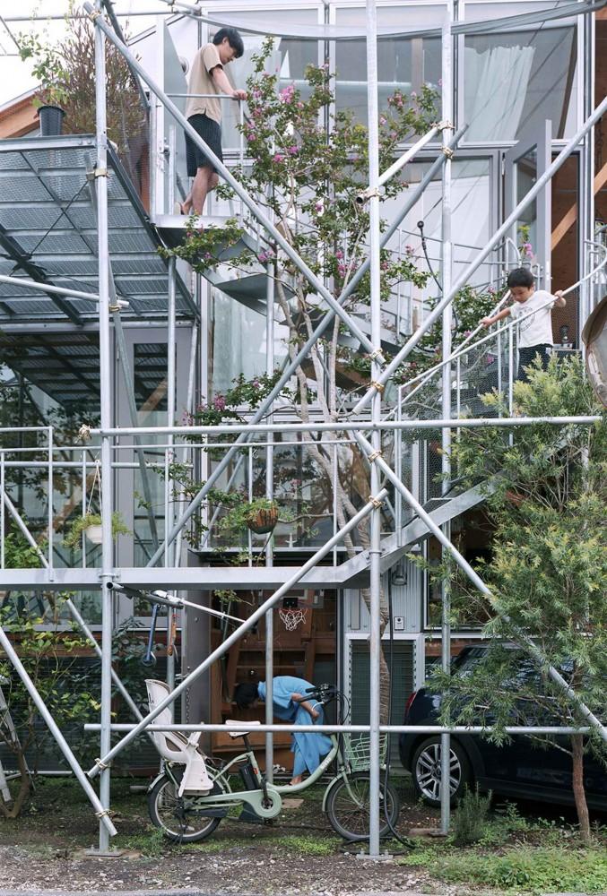 Дом и студия Suzuko Yamada В Токио
