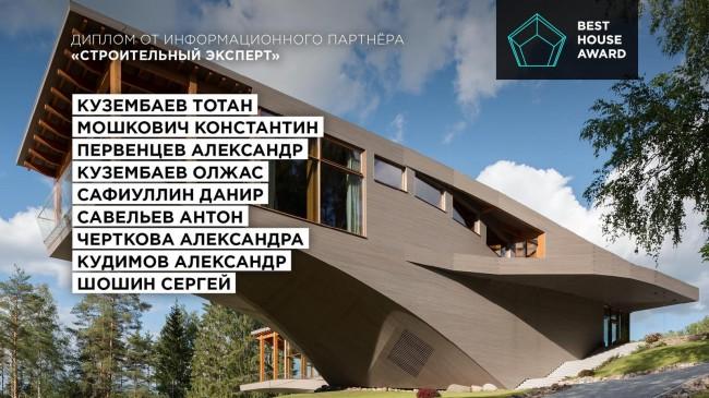 жилой дом, коллектив архитекторов, гап Тотан Кузембаев