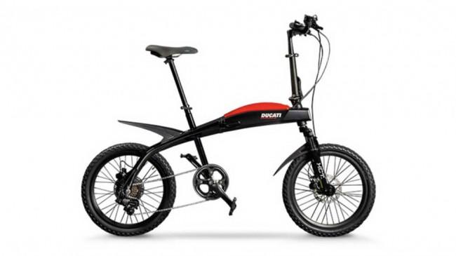 велосипед Urban-e