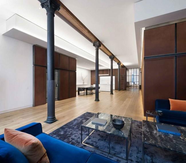 Лучший лофт среди архитектурных интерьеров