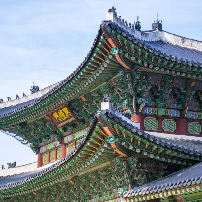 пагода в jongno-gu, Сеул