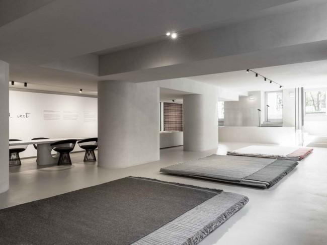 выставка ковров Amini