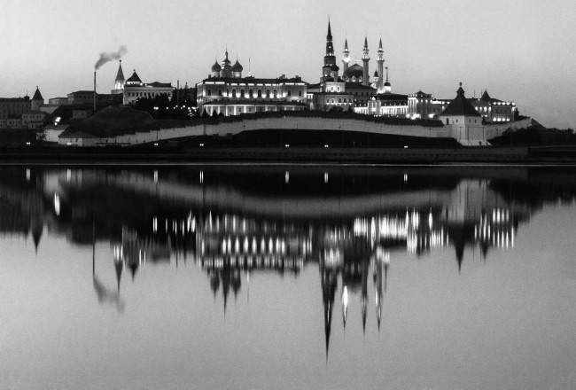 кремль в Казани, фото Андрея Ефимова