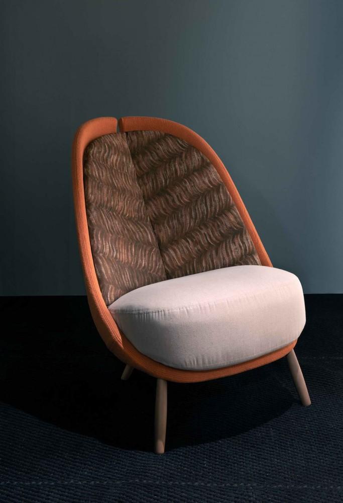 кресло Calatea Green