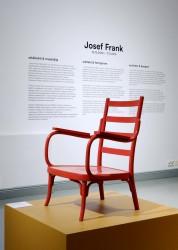 В Музее Дизайна (Хельсинки) открылась выставка Йозефа Франка