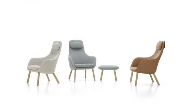 кресло, дизайн Джаспер Моррисон