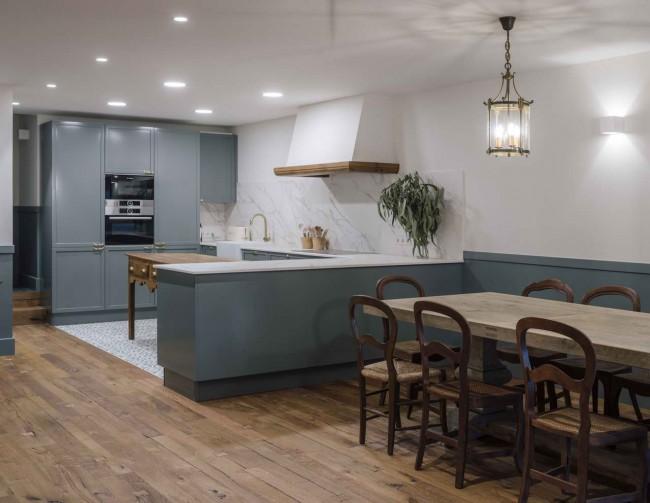 кухня-столовая, Comillas House