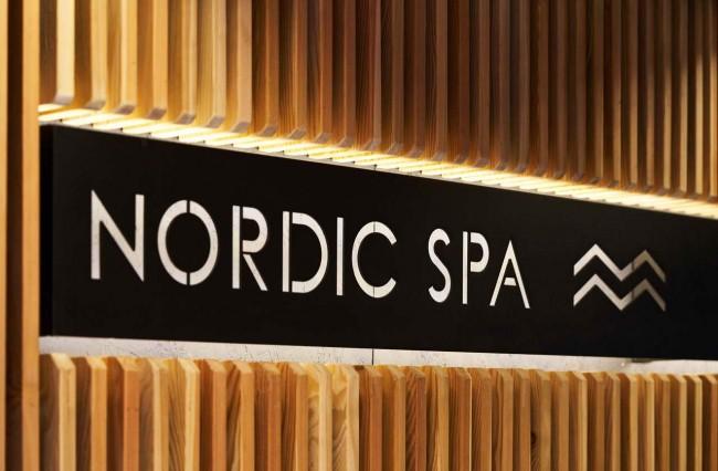 логотип Nordic Spa