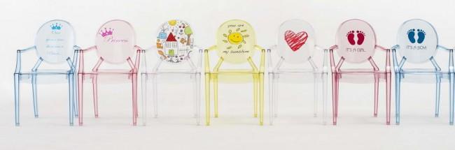 Филипп Старк, игрушечные кресла