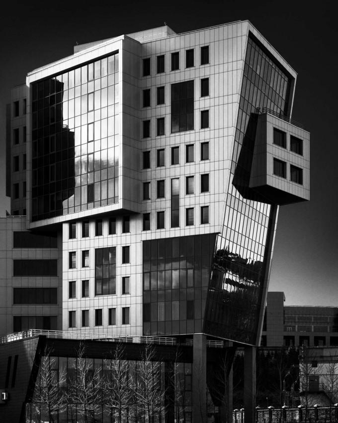 многоэтажка в Казани, фото Андрея Ефимова