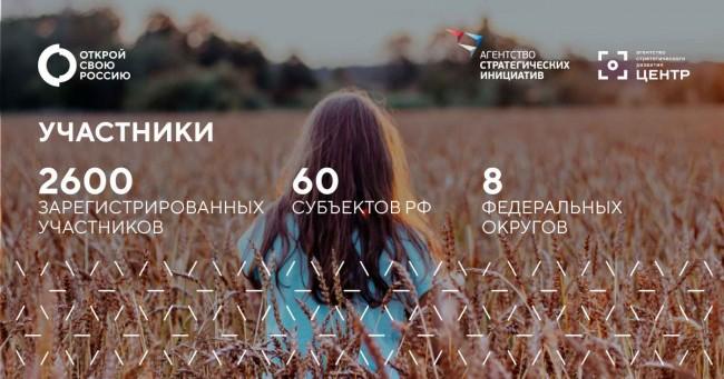 Конкурс Открой свою Россию