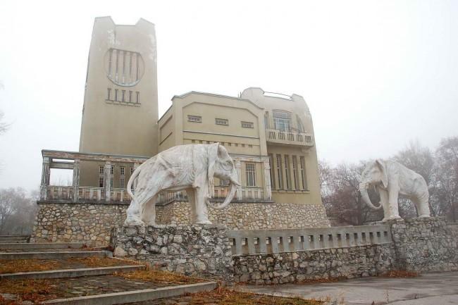 русская усадьба - памятник архитектуры