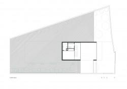план дома, нулевой уровень