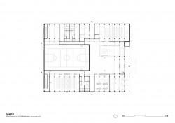 план первого этажа школы