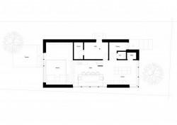 план первого этажа дома Т