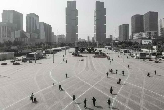 площадь в Zhengzhou
