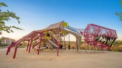 детская площадка Dino