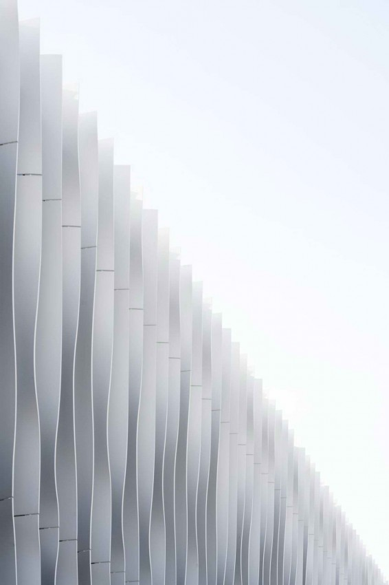 рисунок фасада штаб-квартиры
