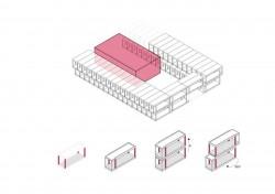 схема модульной школы
