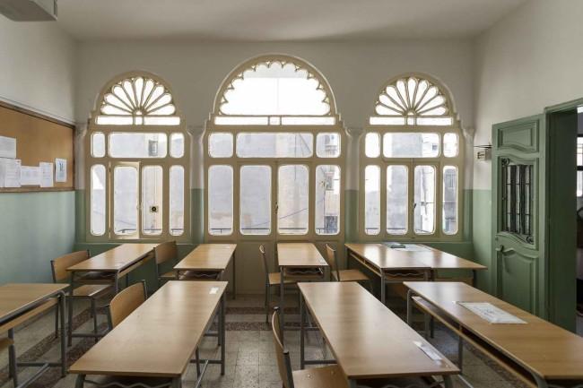 класс в школе 60 после реставрации