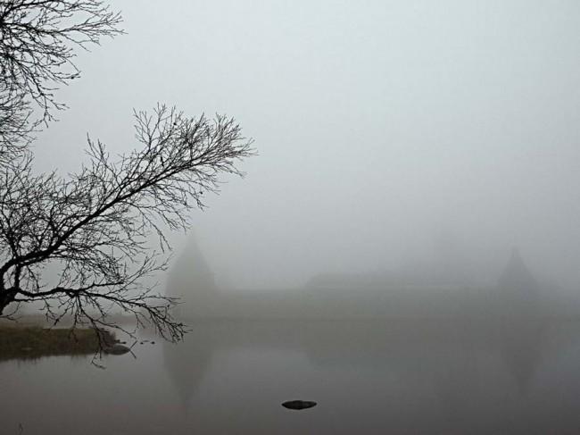 Соловецкий монастырь, фото Гройсмана