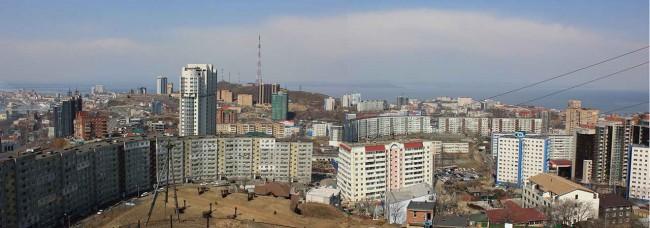 сопки во Владивостоке