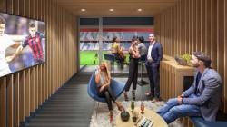 Новый стадион в Буэнос-Айресе