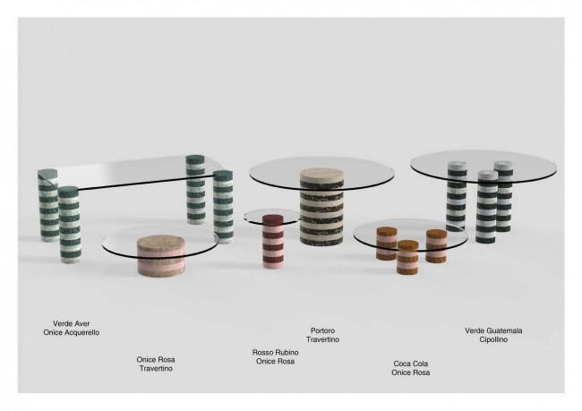 коллекция столов Architexture