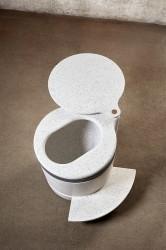 сухой туалет, дизайн Léo Schlumberger, Eindhoven