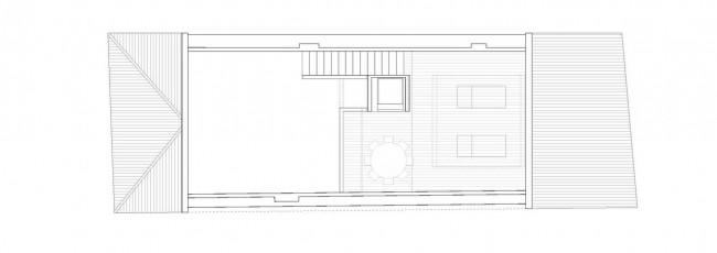 план третьего этажа, Comillas House