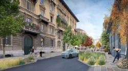 Новый городской пейзаж Милана: стратегия превращения дорог в городские сады