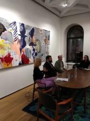 Человек дополненный: выставка Валерии Абендрот в Anna Nova Gallery