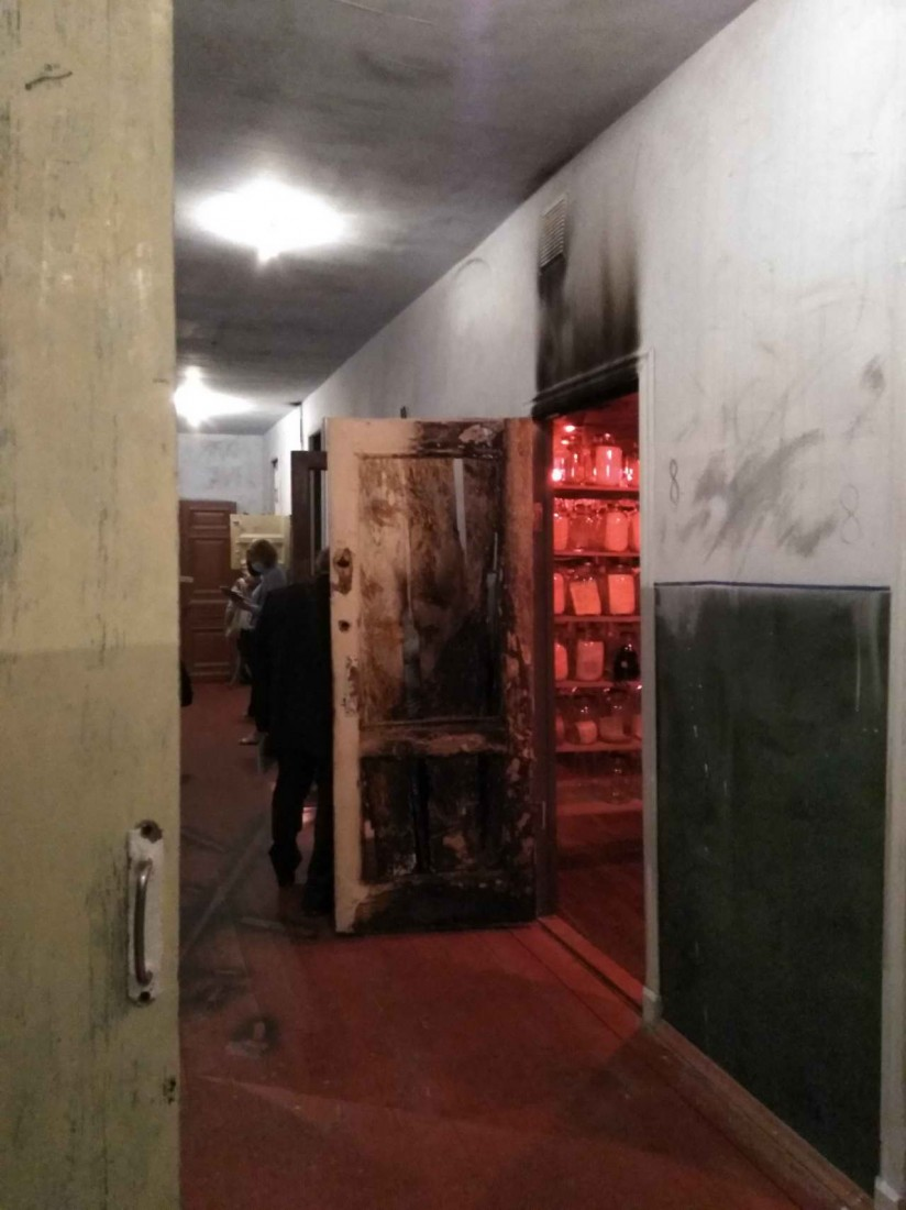 выставка «Анна Ахматова. Михаил Булгаков»