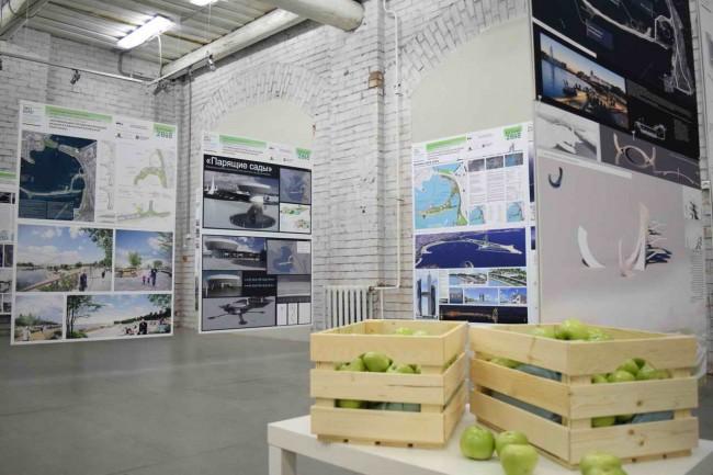 выставка проектов, фестиваль Эко-берег