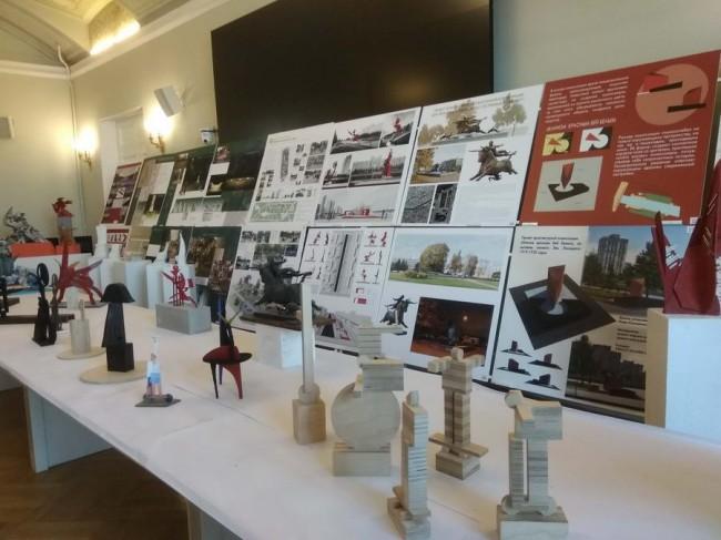 выставка малых форм