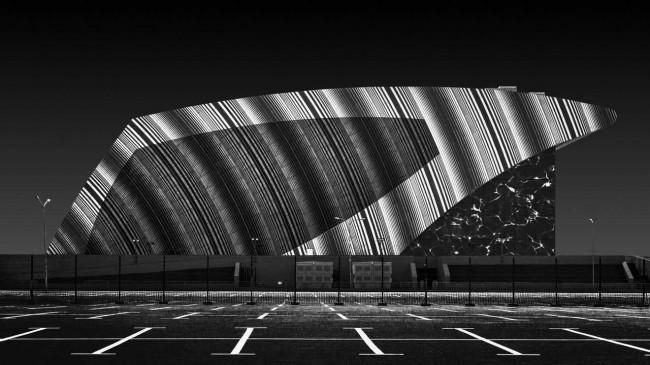 современная архитектура Казани,фото Андрея Ефимова