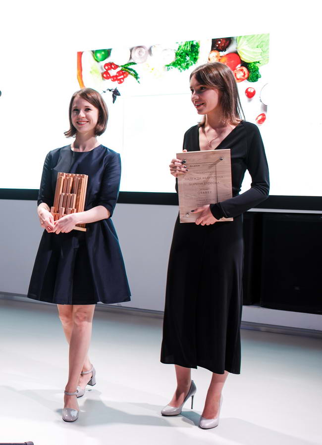 дизайнеры Надежда Абдуллина и Марина Егорова, победители конкурса Лексус